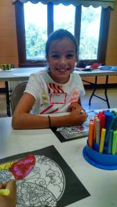 Art, stories, music & fun at VBS