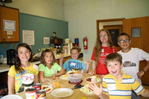 Food, Faith & Fun at VBS